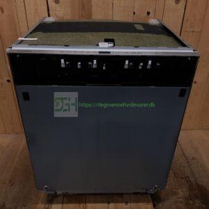 Siemens ZEOLITH iQ500 Fuldt integrerbar opvaskemaskine SN66P082EU/98 *A+++ *Bestikbakke *Lydniveau 44db