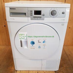 Blomberg kondens tørretumbler TKF8451A30 *8kg *Energiklasse A-30%