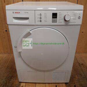 Bosch kondenstørretumbler WTW84360SN/04  SelfCleaning *7kg *A+ *Lydniveau 65 dB