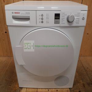 Bosch kondens tørretumbler WTW84362SN/19 SelfCleaning *7 kg *A++  *Lydniveau: 65dB