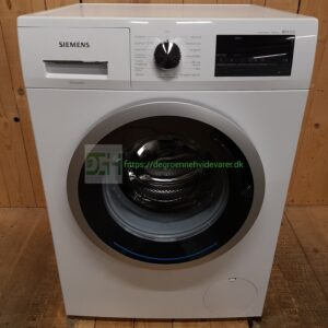 Siemens iQ300 Vaskemaskine WM14N1B7DN/32  *7kg *A+++ *1400 rpm *Lydniveau 54db