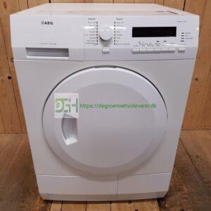 AEG kondens tørretumbler T75470AH *7kg *Energiklasse A *Lydniveau 65dB
