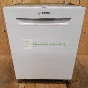 Bosch Zeolith opvaskemaskine SMP68M02SK/D5 *A+++ *Lydniveau 44db *Bestikbakke