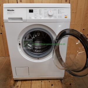 Miele vaskemaskine W2245 *6kg *Energiklasse A *1600rpm