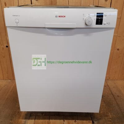 Bosch opvaskemaskine SMU50E52SK/80 *Energiklasse A+ *13 standard kuverter *Lydniveau 48 dB