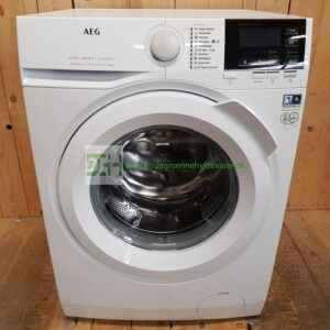 AEG vaskemaskine L7FER862C *8 kg og *A+++ *1600rpm *Lydniveau  50db/75db