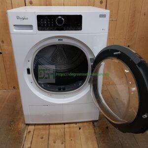 Whirlpool kondens tørretumbler  HSCX80426 *8kg *A++ *Lydniveau 65db