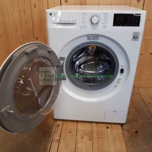 LG vaskemaskine FH4U2TDN0 *8 kg *A+++ -40% *1400rpm *Lydniveau 52db(A) / 73db(A)