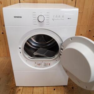 Siemens aftrækstørretumbler WT34A101DN/12 *6 kg *Energiklasse: C
