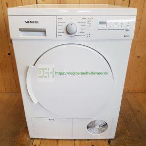 Siemens iQ300 kondens tørretumbler WT44E373DN/45 * 7 kg *Energiklasse: B