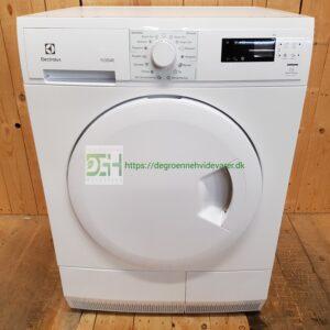 Electrolux kondens tørretumbler EDP2074PDW *7 kg *Energiklasse: B *Lydniveau: 65 dB