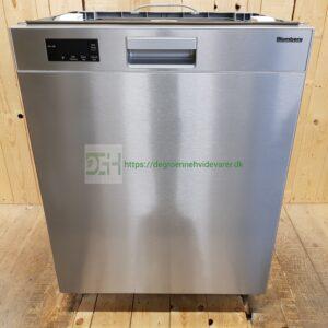Blomberg opvaskemaskine SGUN16210X *A+ *12 St.kuverter *Lydniveau 48dB