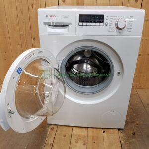 Bosch vaskemaskine WAK282M8SN/07 *8kg *A+++ *1400rpm *Lydniveau 56db