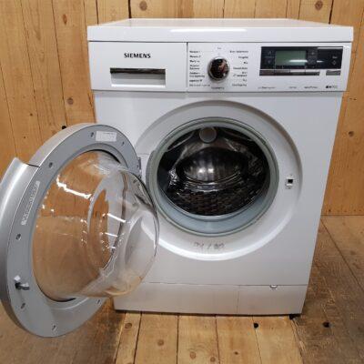 Siemens iQ700 vaskemaskine WM16S772DN/07 *8kg *1600rpm *Lydniveau 49db *Energiklasse A