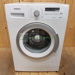 Siemens vaskemaskine WM14K2E8DN/09 *8kg *A+++ *1400rpm *Lydniveau: 56db