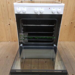 Voss/Electrolux keramisk komfur ELK13020HV *Energiklasse: A Kapacitet *74 L *Rense Funktion: Katalyse