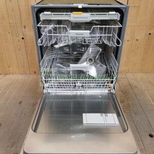 Miele AutoOpen-tørring opvaskemaskine G6200SCU  *A+++ *Bestikbakke *Lydniveau 44 dB(A)
