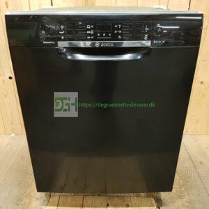 Bosch sort opvaskemaskine SMU46CB01S/51 *A++ *13 stkuverter *Lydniveau: 46 dB(A)