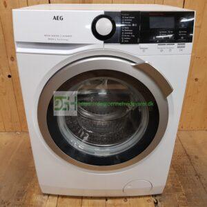 AEG XL Protex tromle vaskemaskine L8FBG864E *8kg *1600rpm *Energiklasse B ((iflg. den nye energimærkning) A++)  *Lydniveau 51dB(A) / 76dB(A)